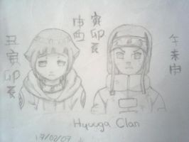 CLAN HYUUGA by aruka30
