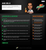 Ask Dr. G Facebook Page by da8esix