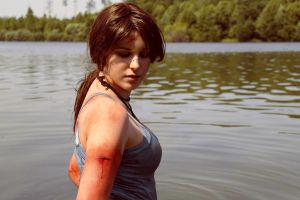 Tomb Raider Reborn cosplay by ZyunkaMukhina
