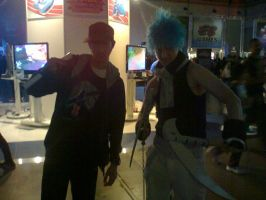 EB games expo 2012 by burnt-sonic