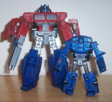 Classics G1 Prime and Roller 2 by Solrac333