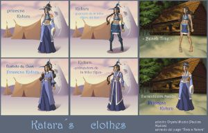 Katara s   Clothes by crystal-studio