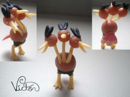 85 Dodrio by VictorCustomizer