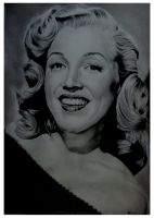 Happy Marilyn by Dodos24