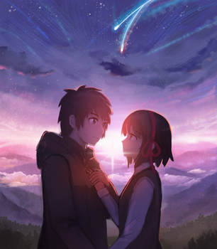 Your name by moonbi