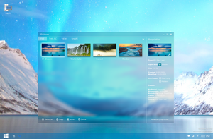 [Design] Windows 10 RTM by p0isonParadise