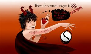 Event Orbesonge : Halloween 2014 by CapitaineBlue