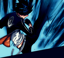 Air Gear by jalonzo1610