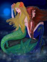 """""""Sister Sirens Song"""" by tessieart333"""