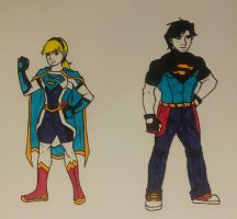 Redesign: Super Sidekicks by Bobkitty23