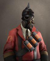 Pyro Loadout by Yhrite