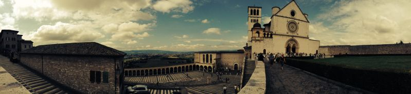 Assisi by blackhurricanes