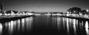 Dublin Docklands by Shaystyler