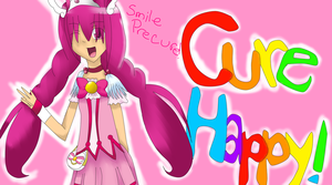 Smile PreCure: Cure Happy by NowakixHiroki-Fan