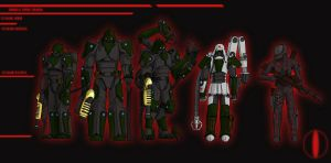 Re: Immortal Empire Soldiers Human by 0verlordofyou