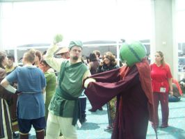 SDCC 2009, Avatar Meetup 38. by Waterbender899