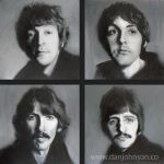 The Beatles by drawmyface