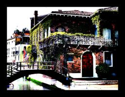 Venice - Ivy-clad House by VisualPurple