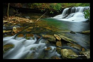 Middle Falls on LS by TRBPhotographyLLC