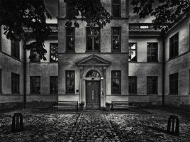 The Haunted Mansion by carlzon