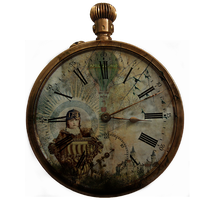 Keeping Time by Devi-J