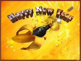 Happy New Year to you all!!! by Johndoop