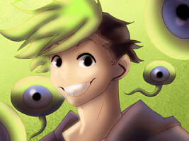 Gift For Konoira: Jacksepticeye by Ayyyynow