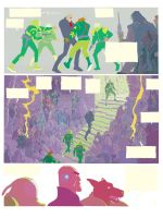 Incal colours by gammahed