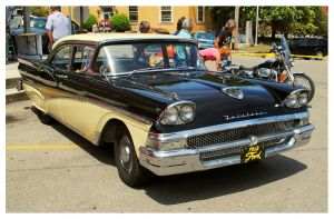 1958 Ford Fairlane by TheMan268
