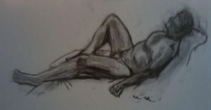 Figure Drawing- other guy by nalem
