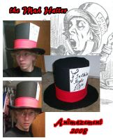 the Mad Matter's Hat by KiubezUndermann