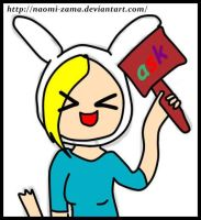 ASK con fionna. by Naomi-zama