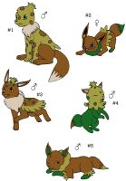 SHREEVEE Adoptables CLOSED by DaMee-Momma