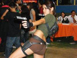 Lara Croft Tomb Raider 01 by alesaenz