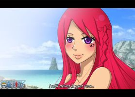 One Piece Oc - Zerra Fake Screenshot by Melo-Cake