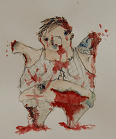 Obese Josh Zombie by LL0ND0N