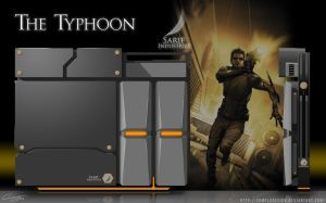 The Typhoon by ComplxDesign