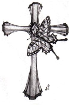 Gothic Cross 2 by 369Naruto