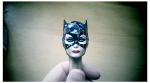 Catwoman - paint job 3 by DarrenCarnall