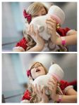 Bee and Puppycat with Global Cosplay 8 by Samii-Doll