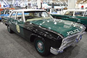 1966 N.Y.P.D. Chevrolet Impala II by Brooklyn47