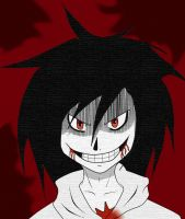 Jeff The Killer by Reuky