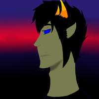 Sollux Headshot Thing by Mossstar8Backup