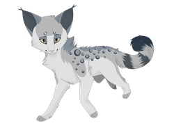 FrostLeopard by Whimsy11
