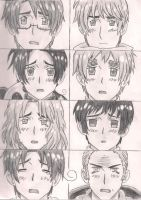 Saddest Moment in Hetalia... and there's Germany by 13LadyJiyu