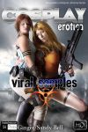 Resident Evil parody cover by cosplayerotica
