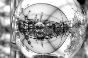 Abstract balls up close! by XpressivePhotography