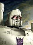 Caliber316_Megatron colored by arok318