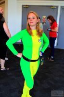 Rogue at the Granite State Comic Con by Celem