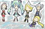 Vocaloid Snow Trip by WinterAbyss